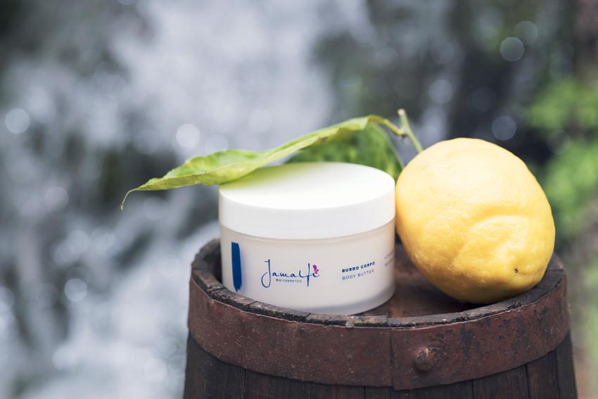 Jamalfi Organic Skincare for face and body